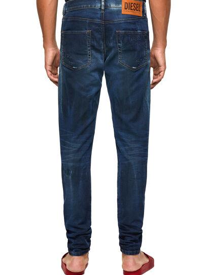Diesel - D-Strukt JoggJeans® 069WR, Dunkelblau - Jeans - Image 2