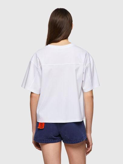Diesel - T-BOWBOW, Weiß - T-Shirts - Image 2