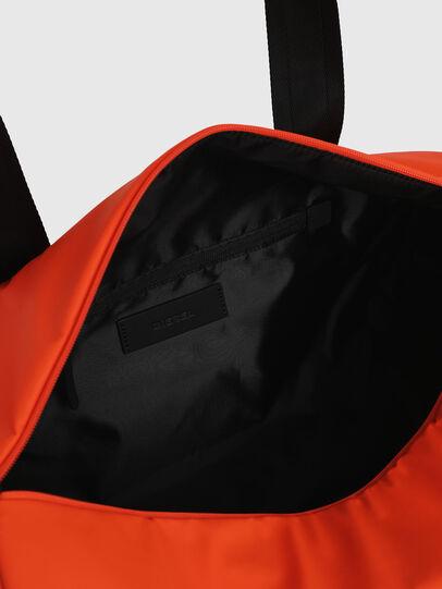 Diesel - F-BOLD DUFFLE, Orange - Reisetaschen - Image 5