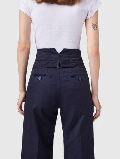 Diesel - D-Ebbey JoggJeans® 0CEAT, Dunkelblau - Jeans - Image 4