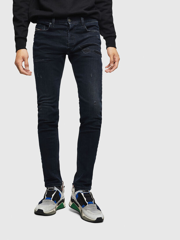 Tepphar 069GM, Schwarz/Dunkelgrau - Jeans