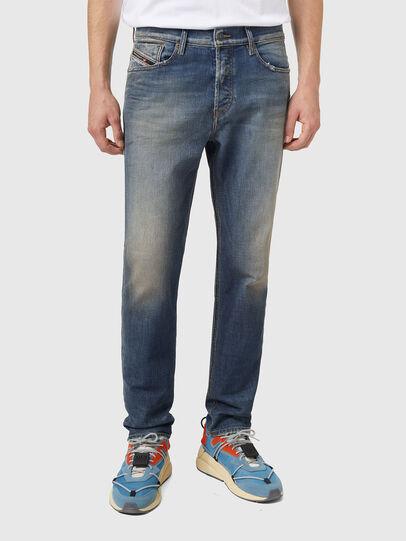 Diesel - D-Fining Z9A05, Mittelblau - Jeans - Image 1