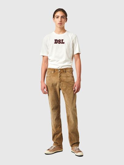 Diesel - D-Macs 069XQ, Hellbraun - Jeans - Image 5