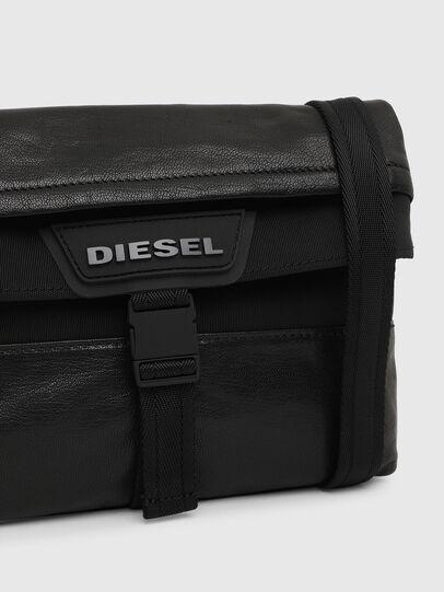 Diesel - ECHINO R, Schwarz - Schultertaschen - Image 6