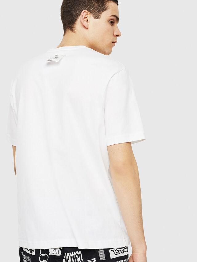 Diesel - T-JUST-Y24, Weiß - T-Shirts - Image 2