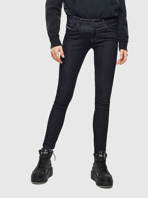 Slandy 0813C, Dunkelblau - Jeans