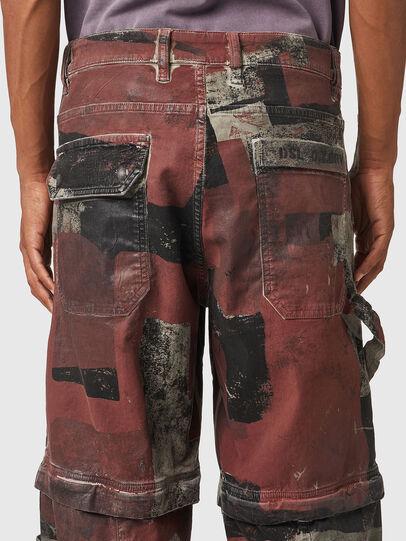 Diesel - D-Multy JoggJeans® 0CEAM, Rosa/Schwarz - Jeans - Image 4