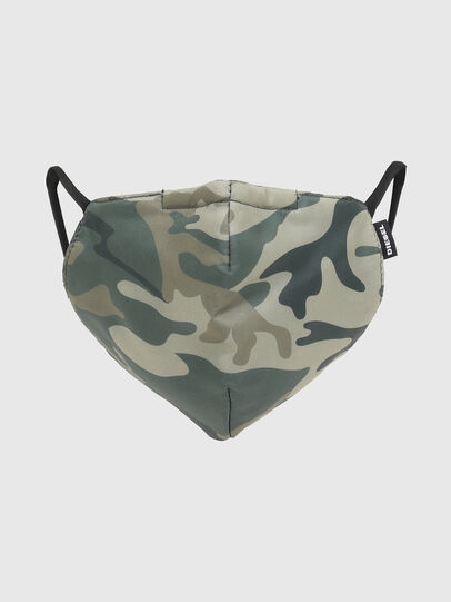 Diesel - FACEMASK-CMF-A, Armeegrün - Weitere Accessoires - Image 1