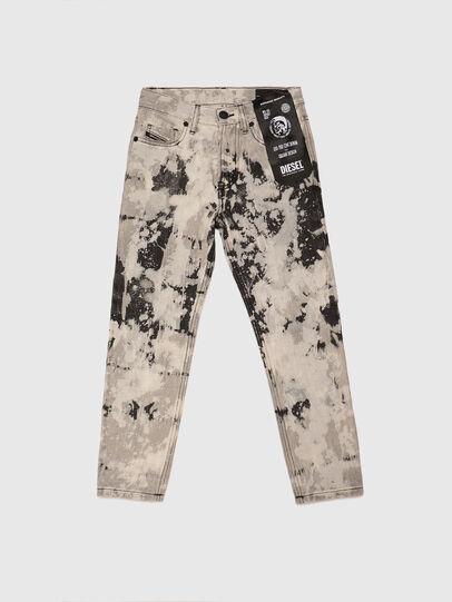 Diesel - MHARKY-J, Schwarz/Rosa - Jeans - Image 1