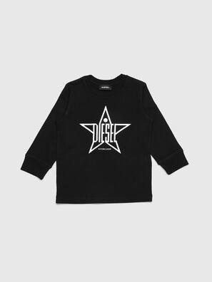 TDIEGOYHB-ML-R, Schwarz - T-Shirts und Tops