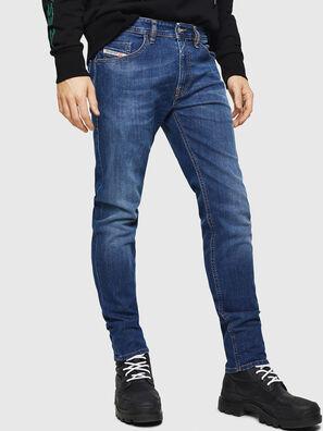 Thommer 082AZ, Dunkelblau - Jeans