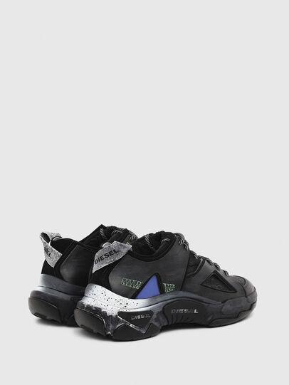 Diesel - S-KIPPER SP, Schwarz - Sneakers - Image 3