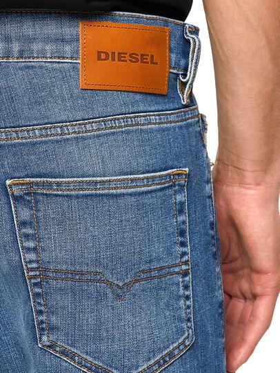 Diesel - D-Luster 009ZR, Hellblau - Jeans - Image 4
