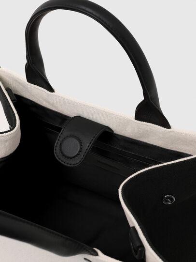Diesel - SANBONNY MPF, Schwarz/Weiss - Satchel Bags und Handtaschen - Image 4