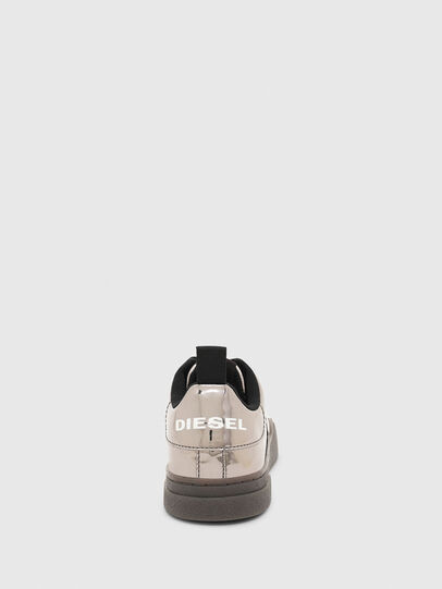 Diesel - S-CLEVER LOW LACE W, Silber - Sneakers - Image 5