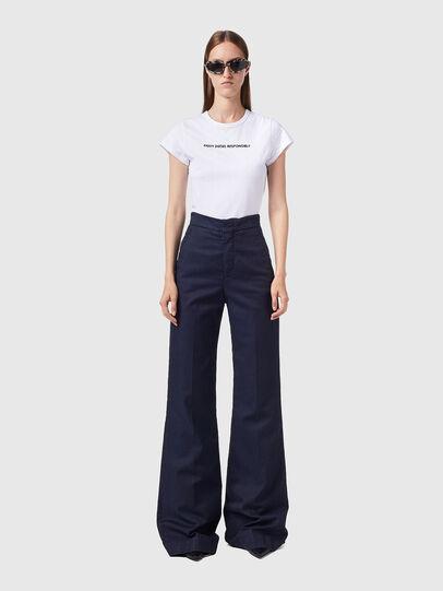 Diesel - D-Ebbey JoggJeans® 0CEAT, Dunkelblau - Jeans - Image 5