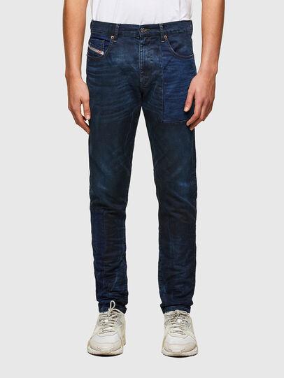 Diesel - D-Strukt JoggJeans® 069TY, Dunkelblau - Jeans - Image 1