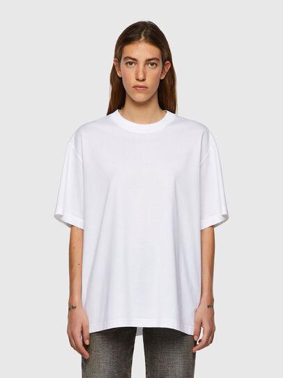 Diesel - T-SHARP, Weiß - T-Shirts - Image 1
