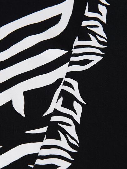Diesel - TJUSTLSJ2 OVER, Schwarz - T-Shirts und Tops - Image 3