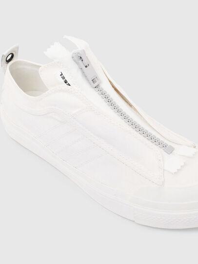 Diesel - S-ASTICO LOW ZIP SP, Weiß - Sneakers - Image 5