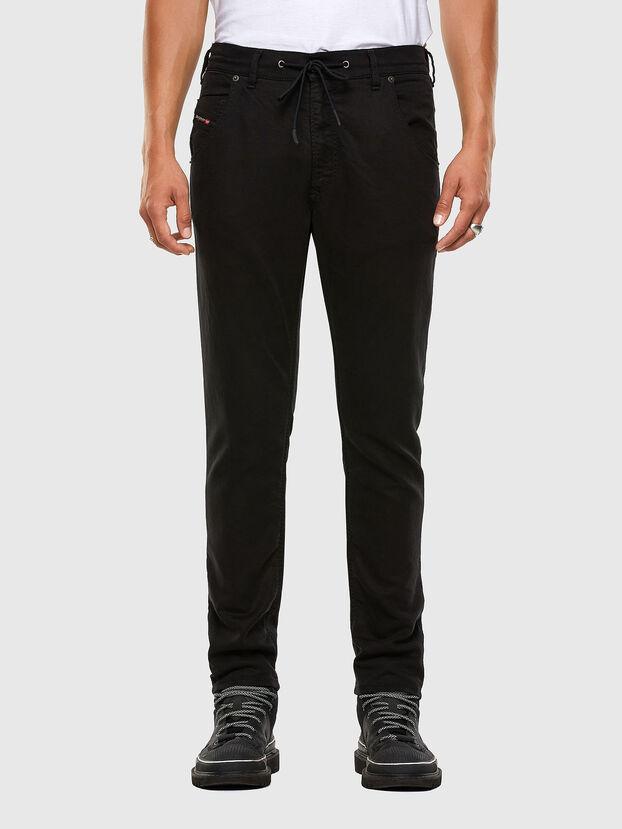 Krooley JoggJeans 069NC, Schwarz/Dunkelgrau - Jeans