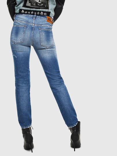 Diesel - D-Rifty 0097B, Mittelblau - Jeans - Image 2