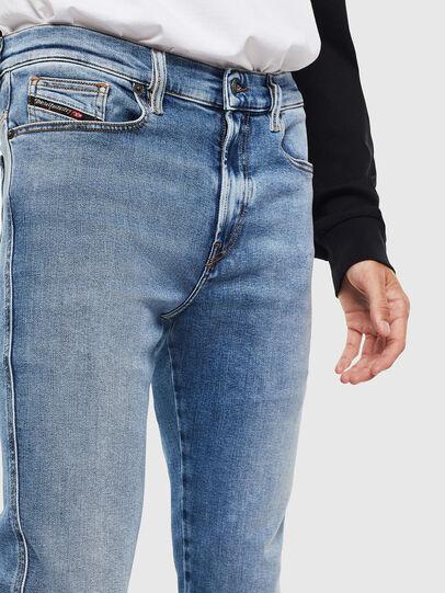 Diesel - D-Istort 009BG, Mittelblau - Jeans - Image 3