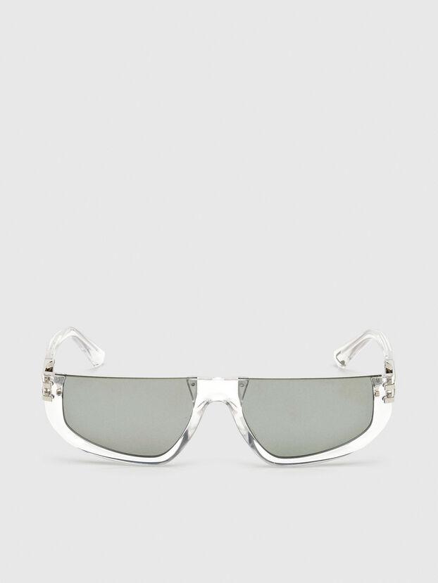 DL0315, Weiß - Sonnenbrille
