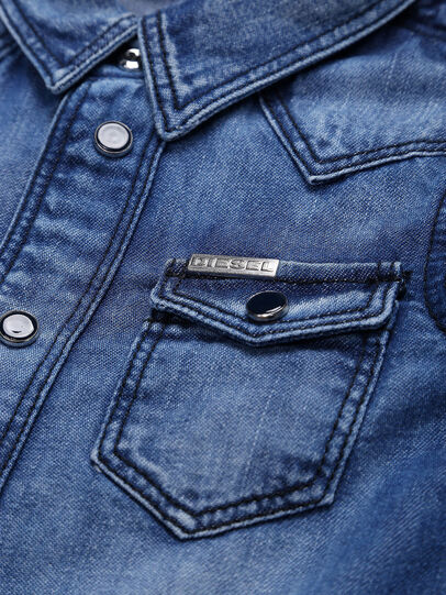 Diesel - CITROB, Jeansblau - Hemden - Image 3