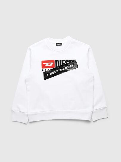 Diesel - UN-K-SCREWDIVISION-A,  - Sweatshirts - Image 1