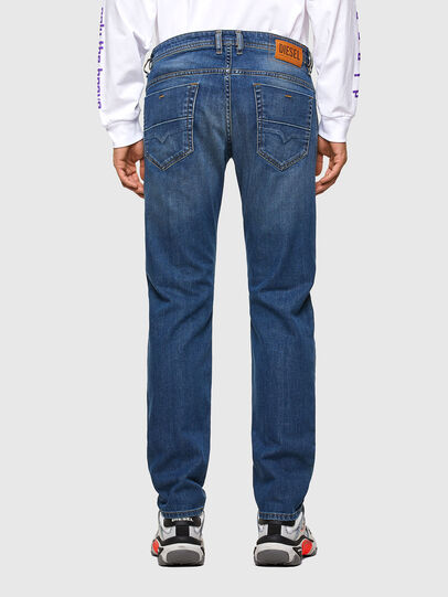 Diesel - Thommer 009EI, Mittelblau - Jeans - Image 2