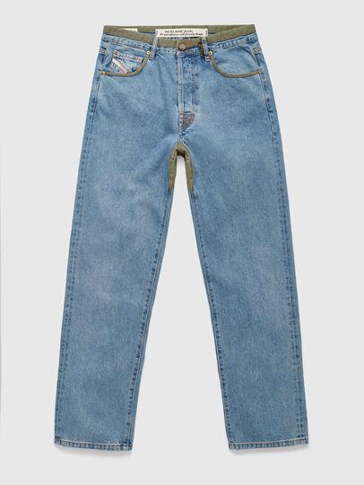 Diesel - DxD-P3 0CBBI, Hellblau - Jeans - Image 1