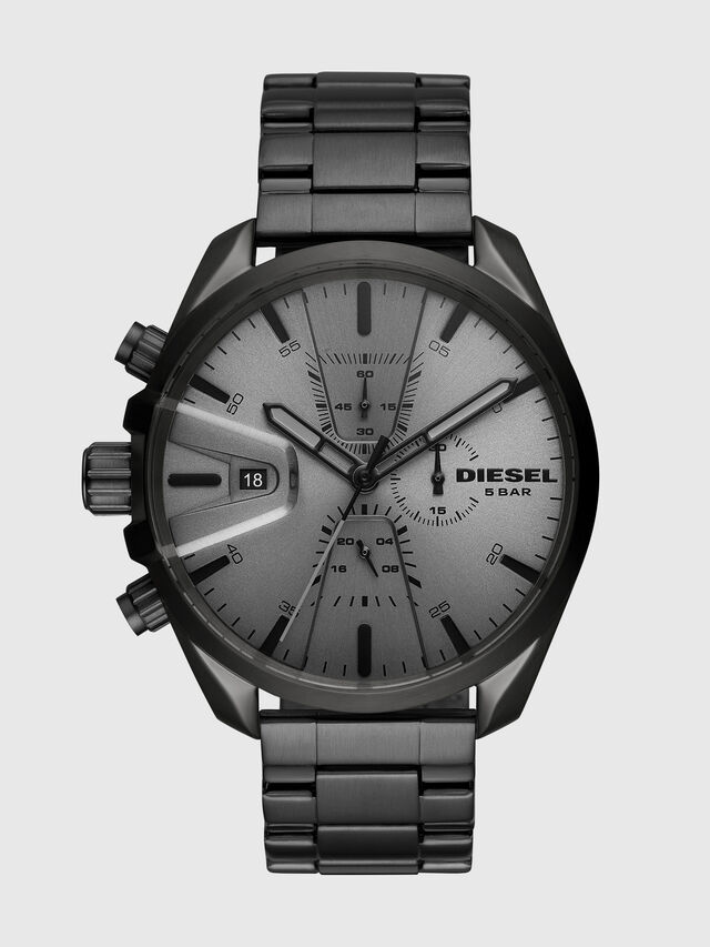 Diesel - DZ4484, Silbergrau - Uhren - Image 1