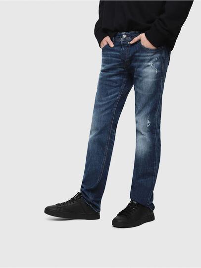 Diesel - Safado C69DZ, Mittelblau - Jeans - Image 1