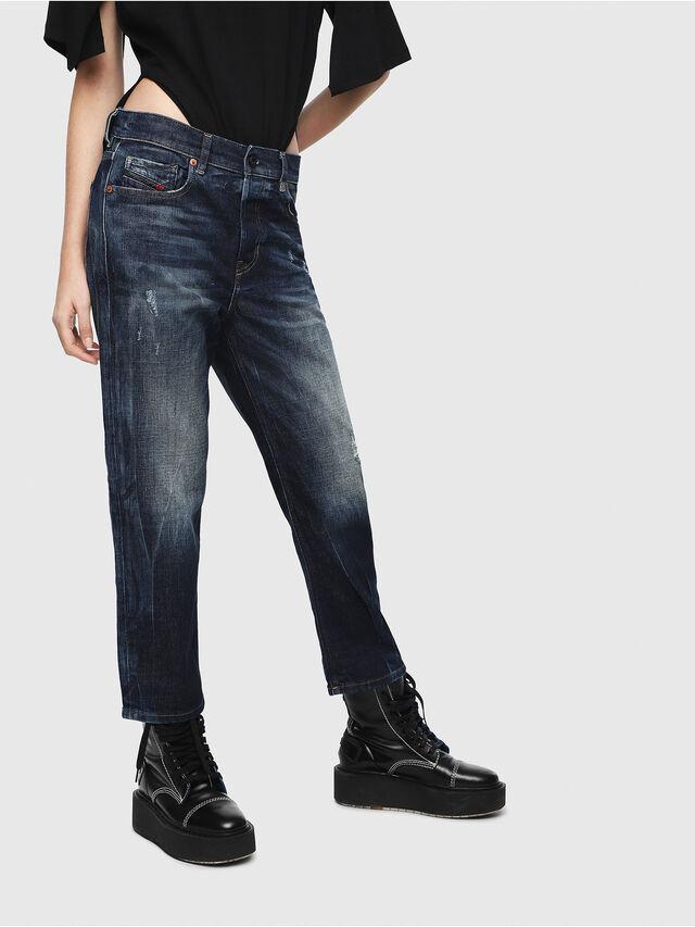Diesel - Aryel 089AL, Dunkelblau - Jeans - Image 1