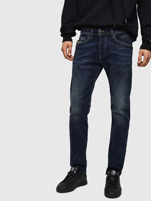 Belther 0814W, Dunkelblau - Jeans