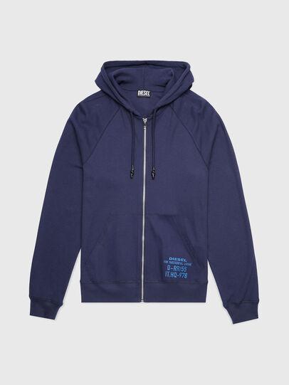 Diesel - UMLT-BRIANZ-W, Blau - Sweatshirts - Image 1