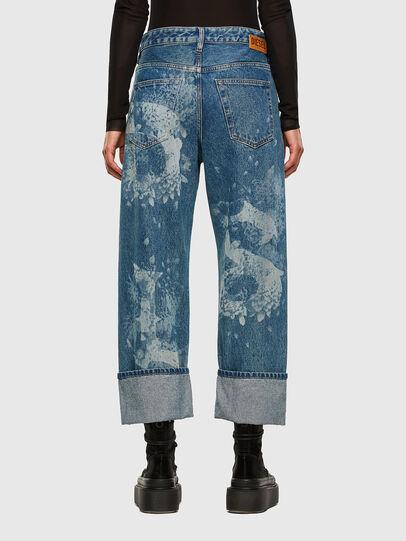 Diesel - D-Reggy 0079H, Mittelblau - Jeans - Image 2