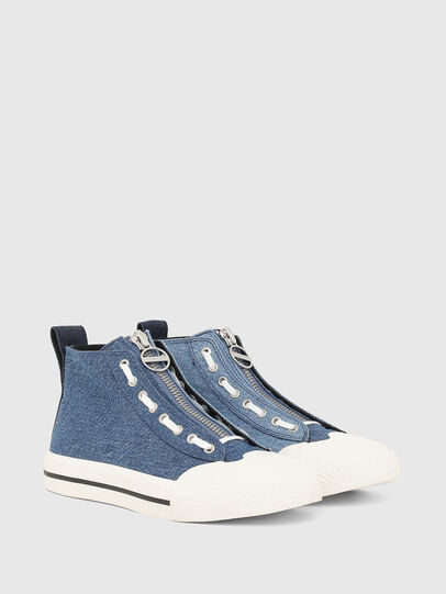 Diesel - S-ASTICO MZIP W, Blau - Sneakers - Image 2