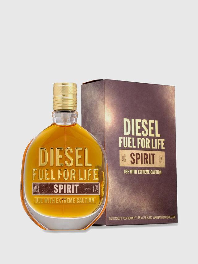 Diesel FUEL FOR LIFE SPIRIT 75ML, Generisch - Fuel For Life - Image 1