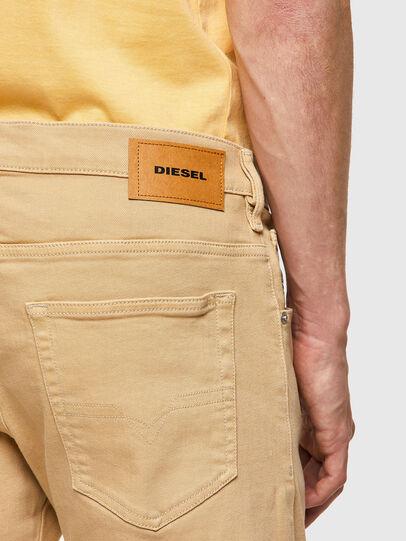 Diesel - D-Yennox 009HA, Hellbraun - Jeans - Image 4