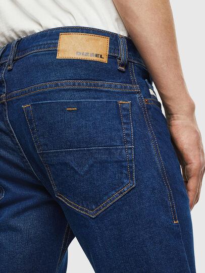 Diesel - Thommer 0095Z, Dunkelblau - Jeans - Image 4