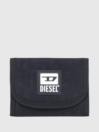 Diesel - YOSHINO LOOP III, Schwarz - Kleine Portemonnaies - Image 1