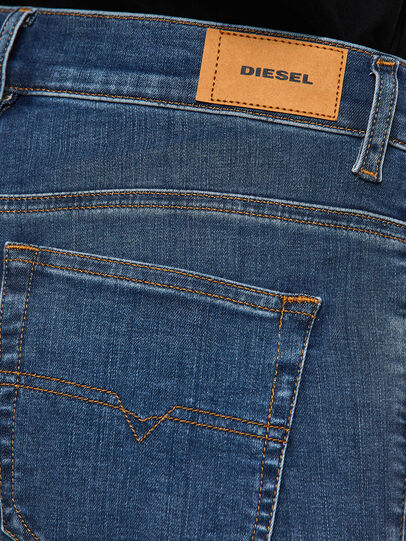 Diesel - D-Roisin 085AB, Mittelblau - Jeans - Image 3
