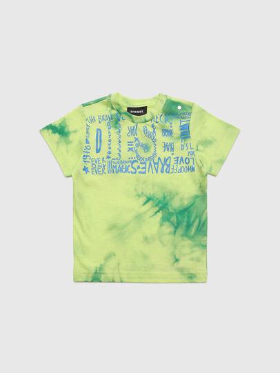 Diesel - TIMMYB, Grün - T-Shirts und Tops - Image 1