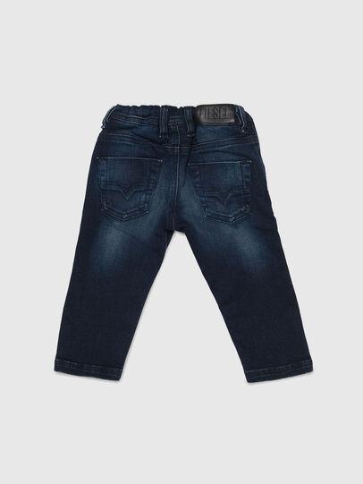 Diesel - KROOLEY-NE-B-N, Dunkelblau - Jeans - Image 2
