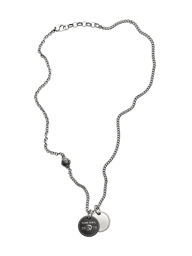 NECKLACE DX1091, Silber