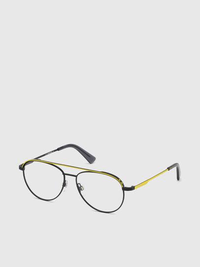 Diesel - DL5305, Gelb - Korrekturbrille - Image 2