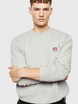 S-GIR-DIV-P, Grau - Sweatshirts