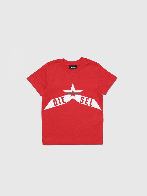 TDIEGOA7B-R, Rot - T-Shirts und Tops